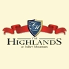 Highlands Golf Course - Fisher Mountain