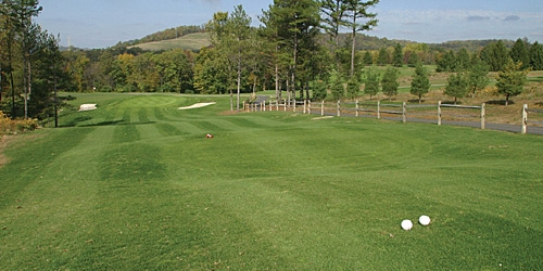 Mountaineers Woodview Golf Course
