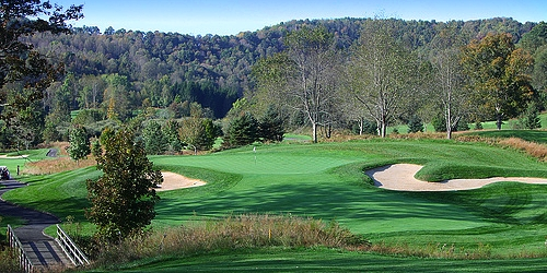 West Virginia State Parks Golf Trail