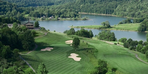 Featured West Virginia Golf Course